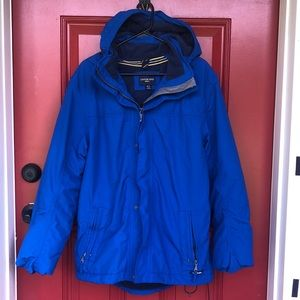 Lands End Squall Jacket